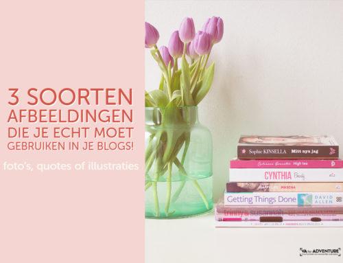 3 soorten afbeeldingen die je echt moet gebruiken in je blogs