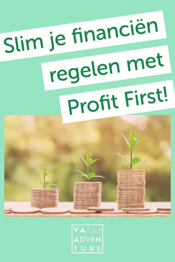 Slim je Financien regelen met Profit First - vaforadventure