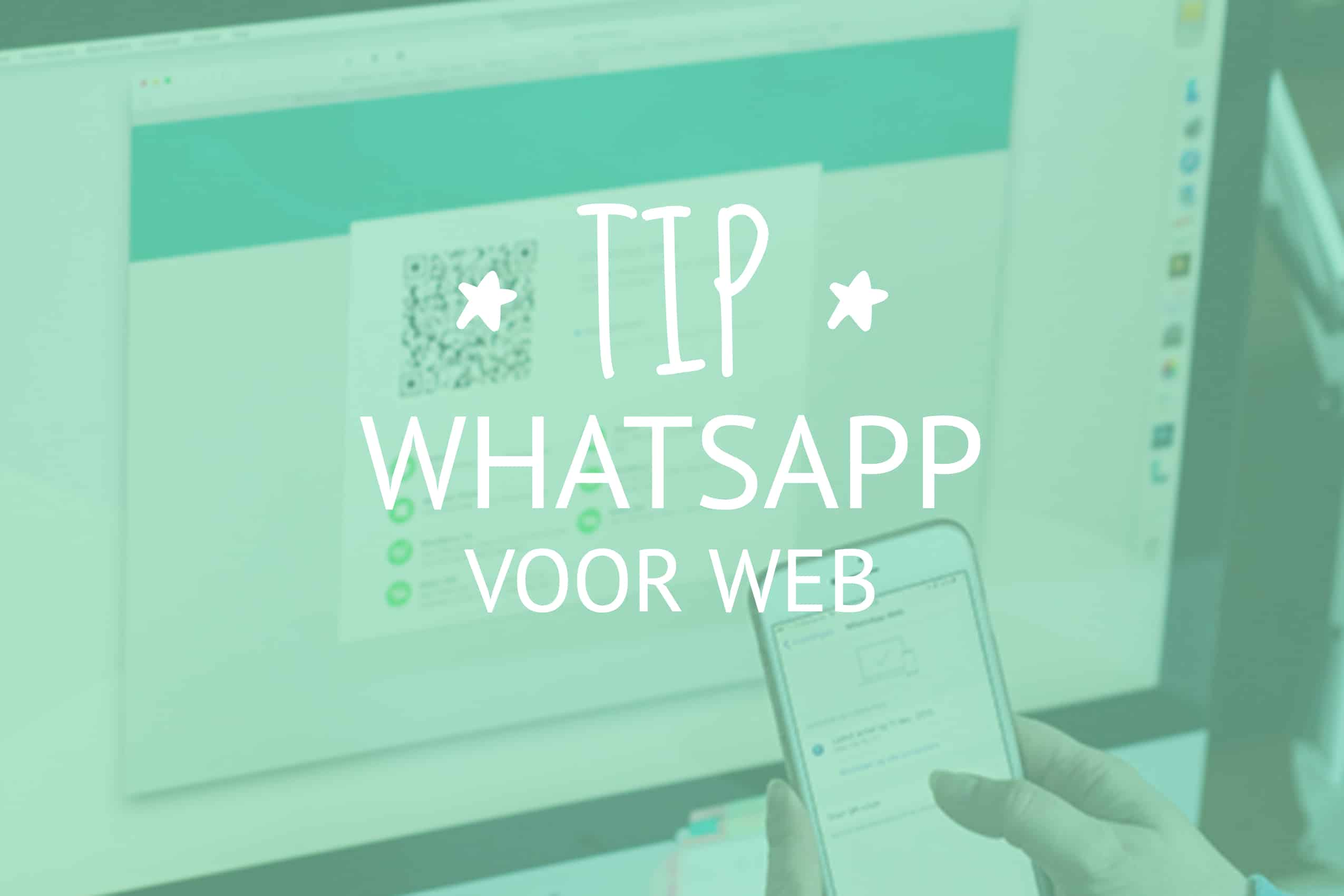 Whatsapp voor web VA for Adventure